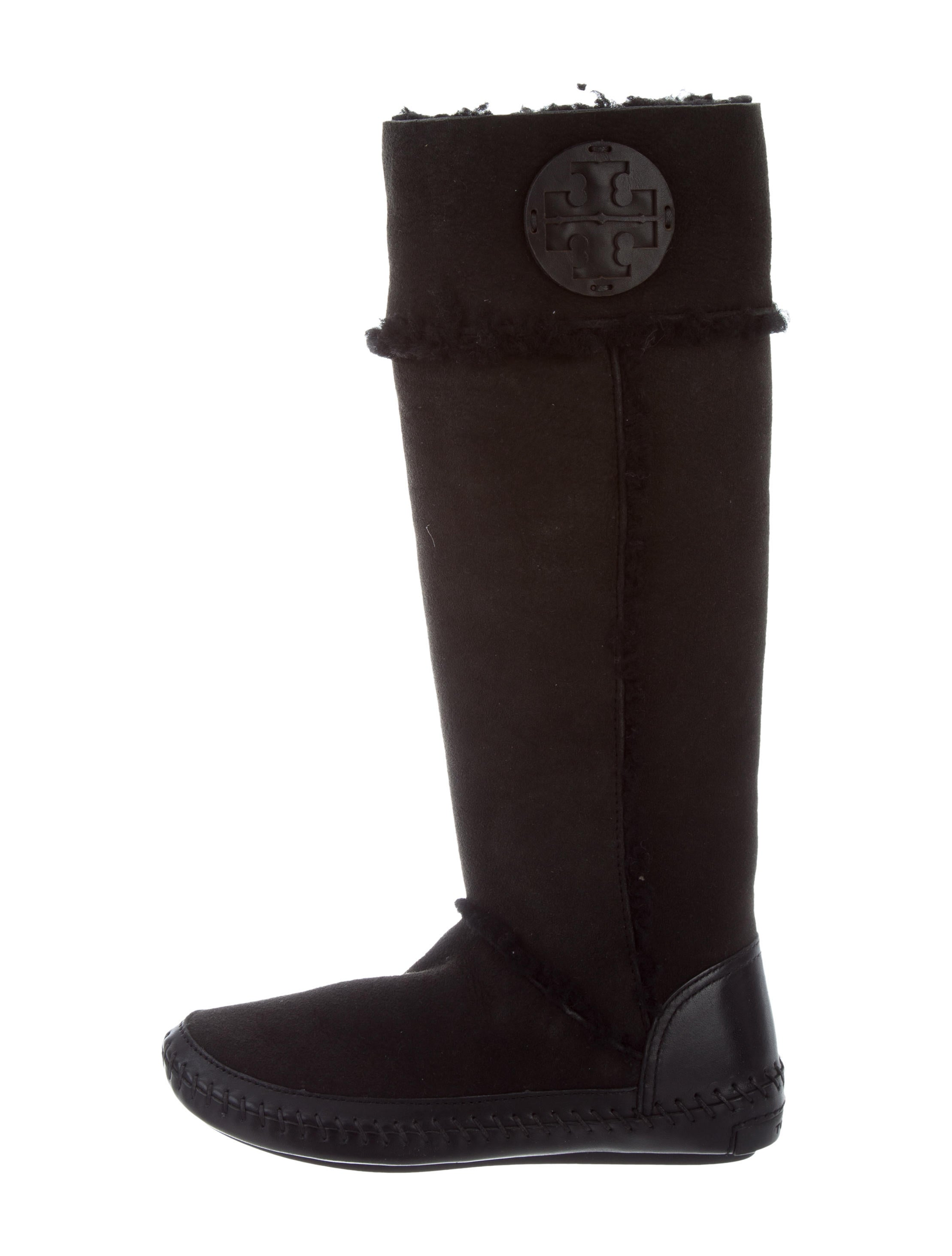 prices cheap price Tory Burch Ginger Shearling Boots fashionable for sale buy online with paypal geniue stockist online slP8xE0Mr