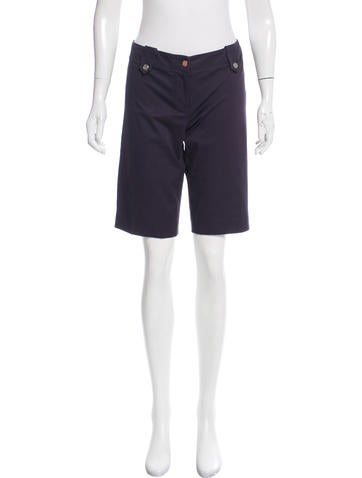 Tory Burch Knee-Length Bermuda Shorts None