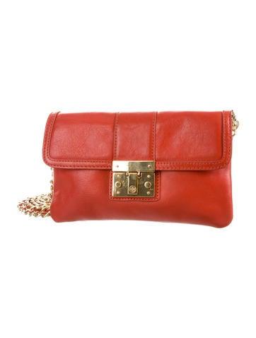 Tory Burch Leather Crossbody Bag None