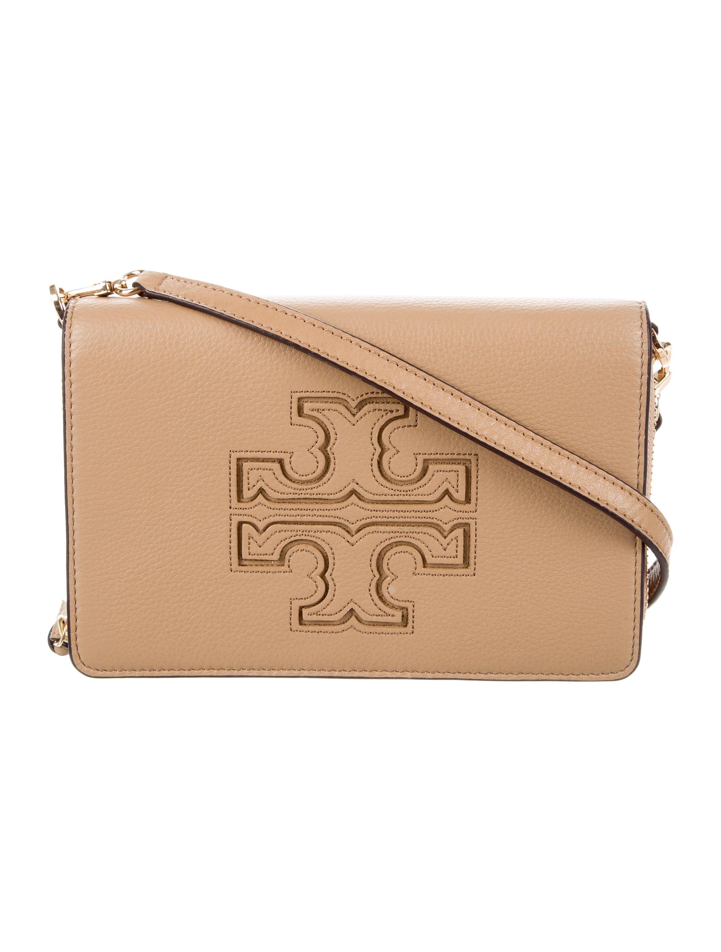 Tory Burch Harper Flat Wallet Crossbody Bag Handbags