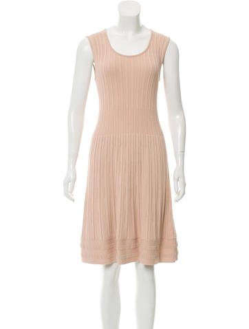 Tory Burch Sleeveless Knit Dress None
