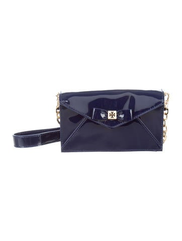 Tory Burch Patent Leather Bag None