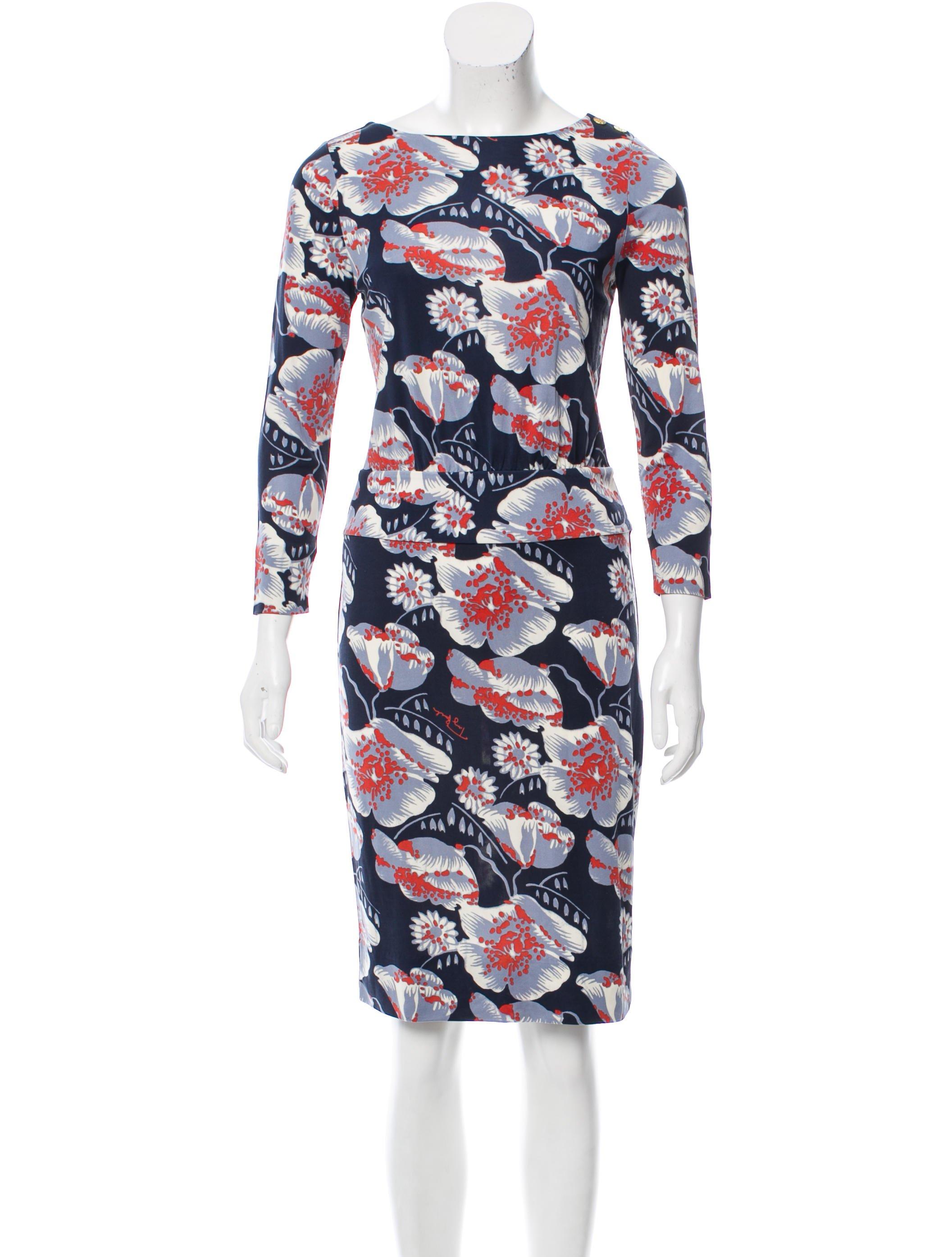 994882f1546e99 Tory Burch Silk Printed Dress w  Tags - Clothing - WTO111789