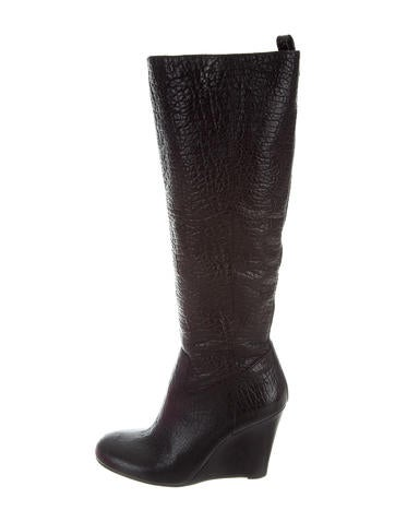 Tory Burch Dabney Knee-High Boots None