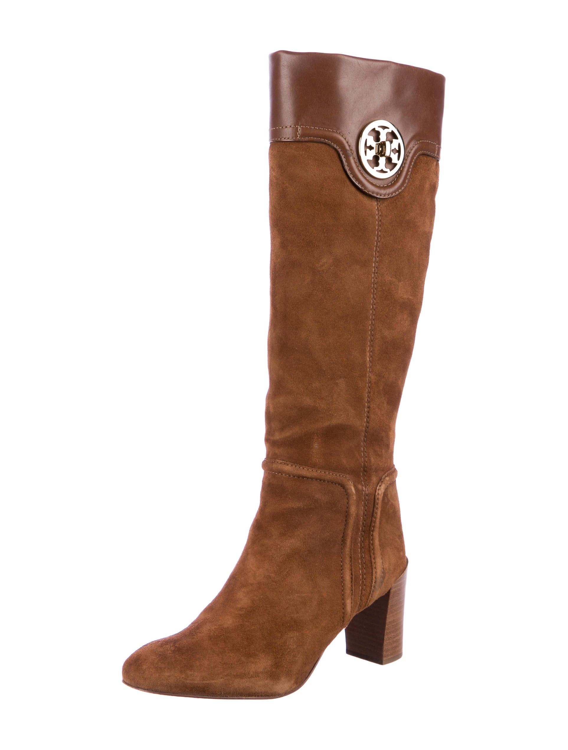 burch suede knee high boots shoes wto112392 the