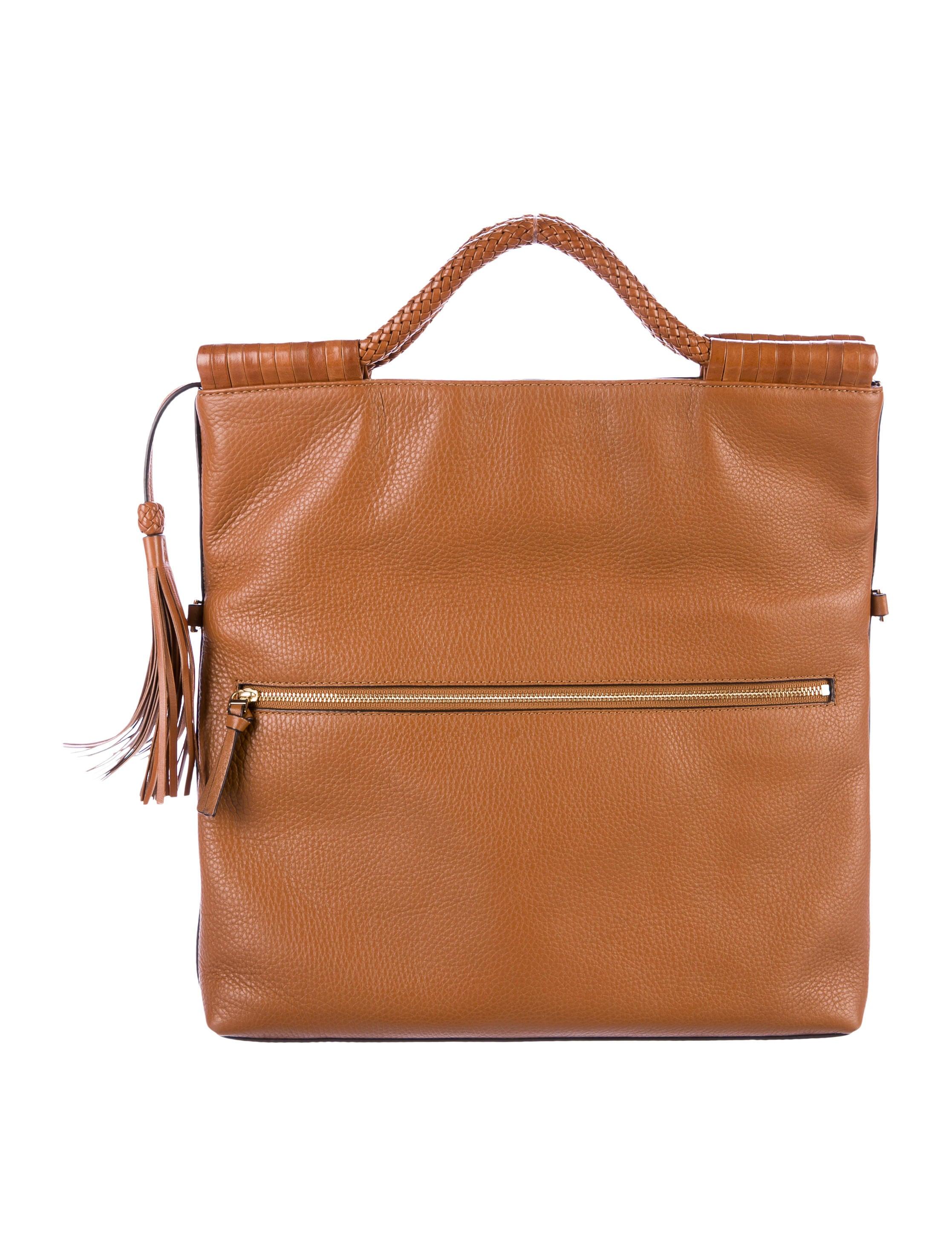 Tory Burch Taylor Convertible Fold Over Crossbody Bag
