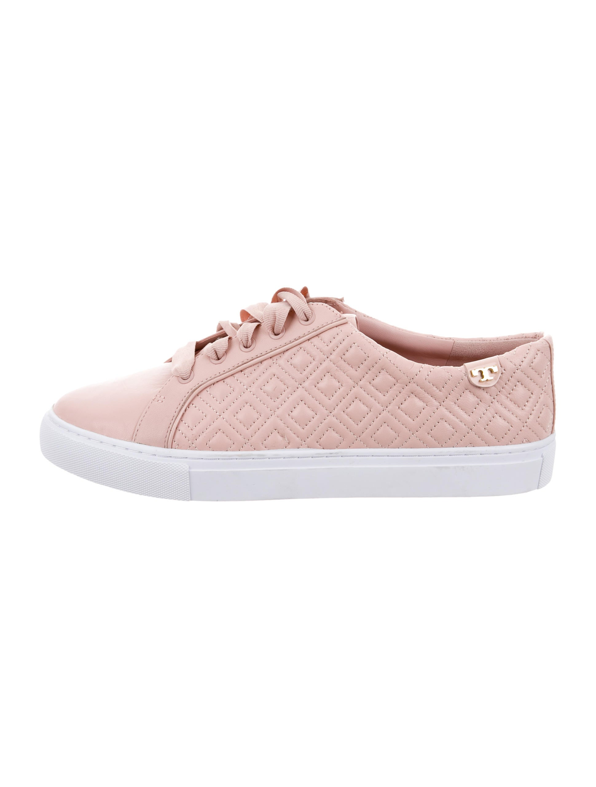 82ff36427471 Tory Burch Marion Quilted Sneakers - Shoes - WTO114212
