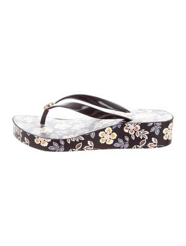 c4b4d8f00edec Tory Burch Reva Thong Sandals - Shoes - WTO114501