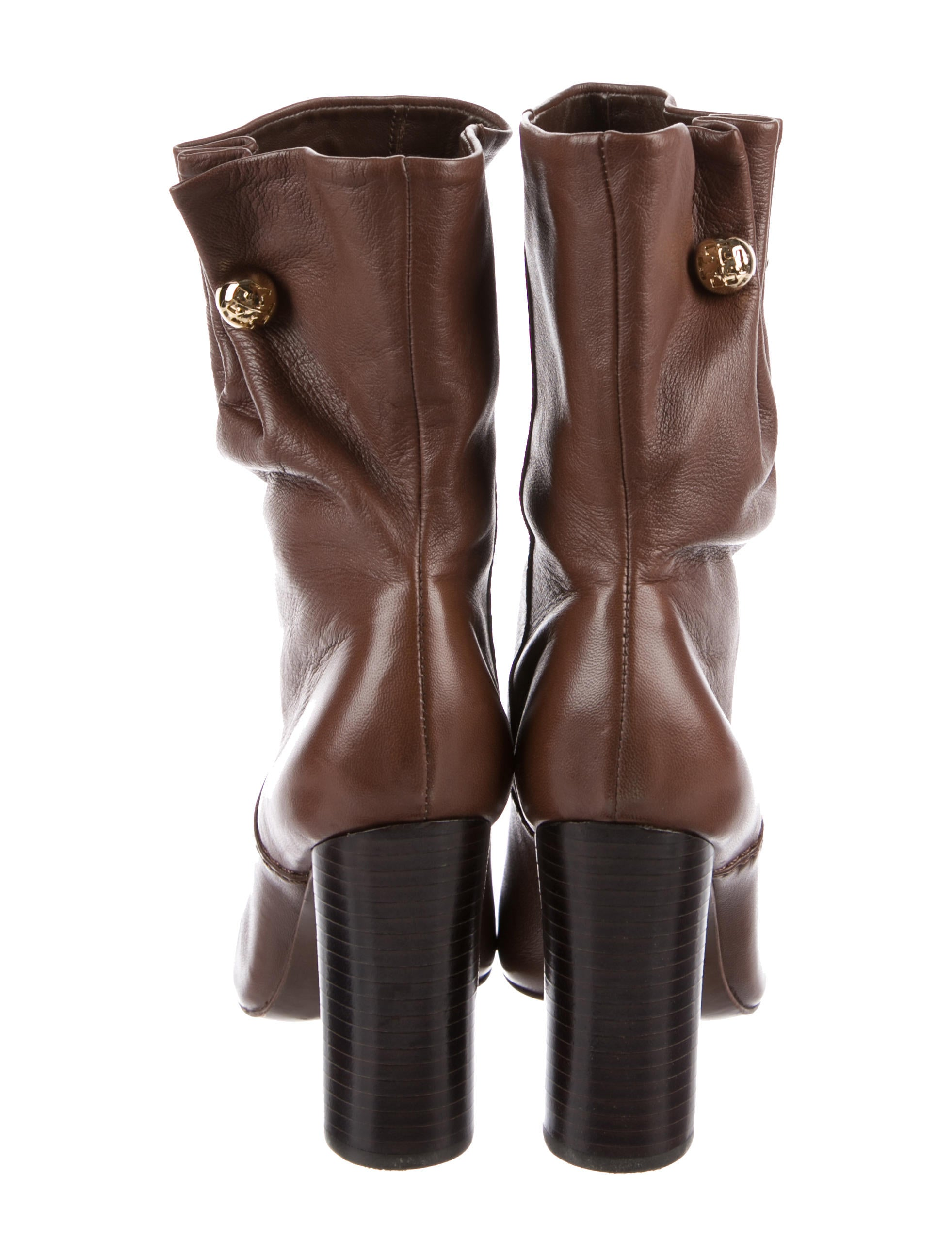 Tory Burch Sable Embellished Boots outlet pay with visa discount outlet store sale 2014 lg4KWS