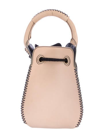 Tory Burch Drawstring Bucket Bag None