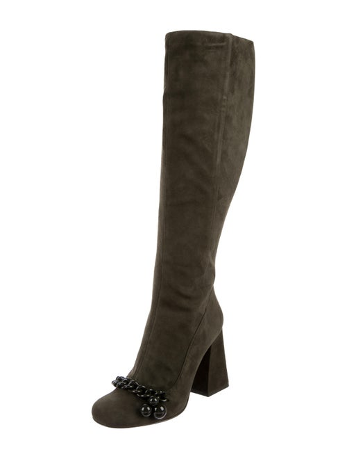 0336d9b5c Tory Burch Addison Knee Boots w  Tags - Shoes - WTO117249