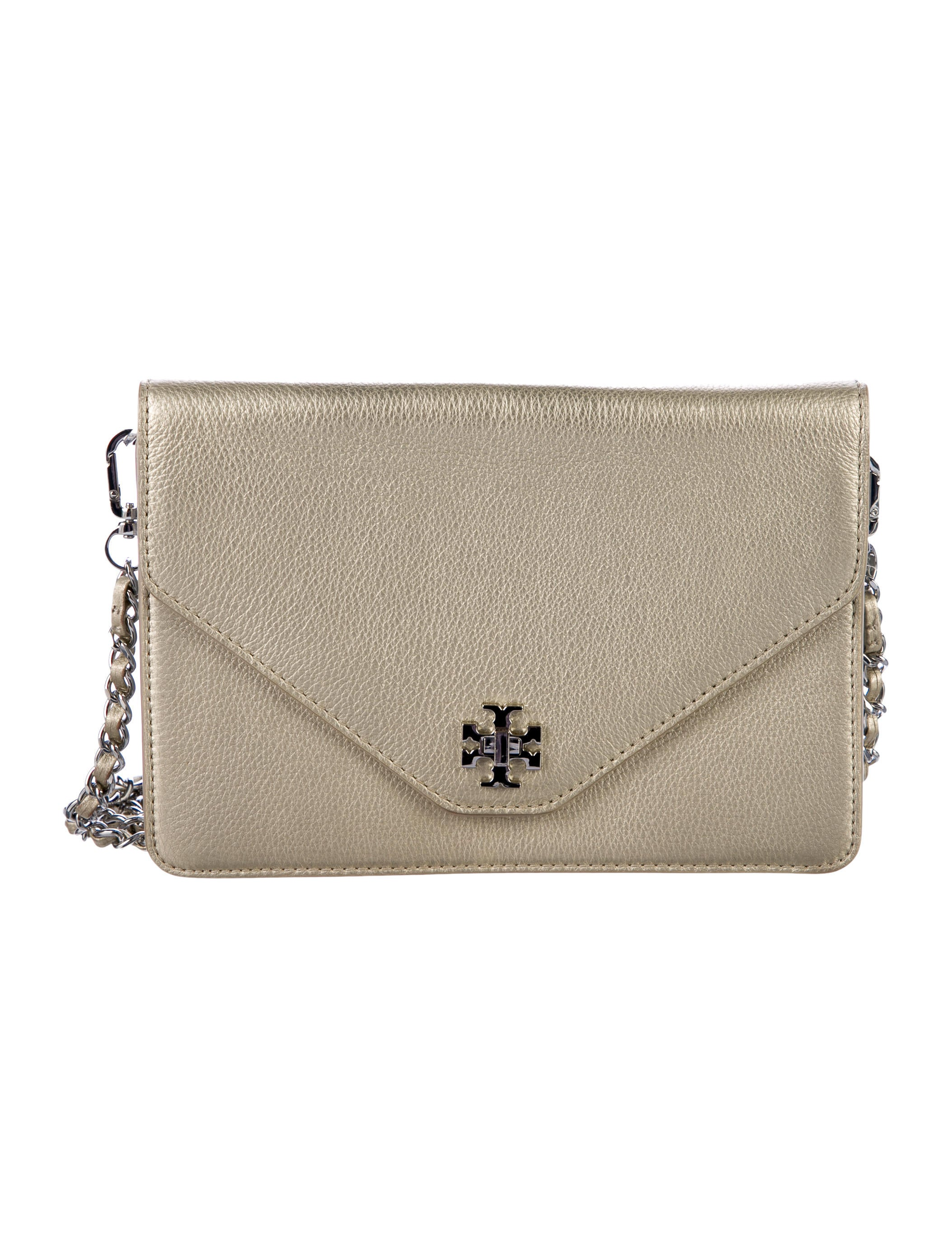 2d2fdc298b8 Tory Burch Metallic Kira Crossbody Bag - Handbags - WTO119190