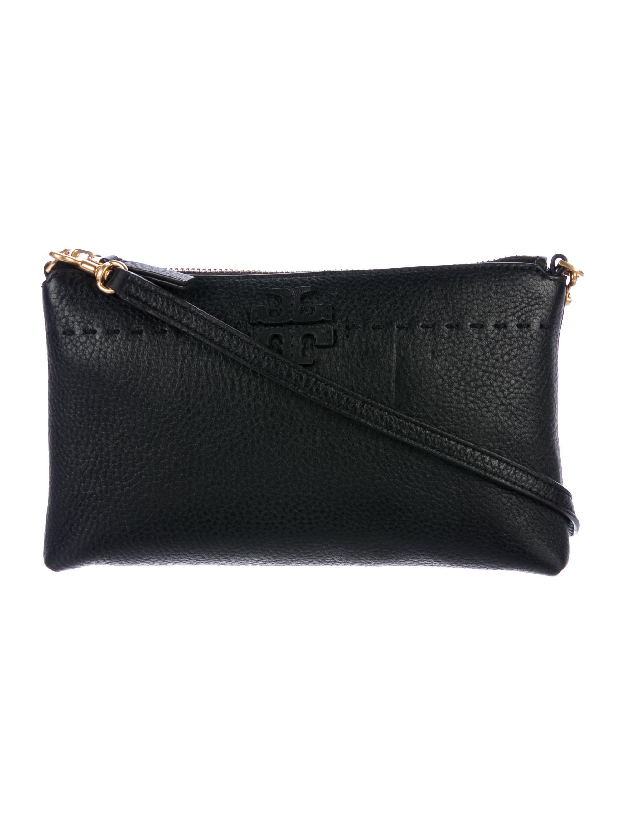 Tory Burch McGraw Top Zip Crossbody Bag - Handbags - WTO120035  ea13bc40a7601