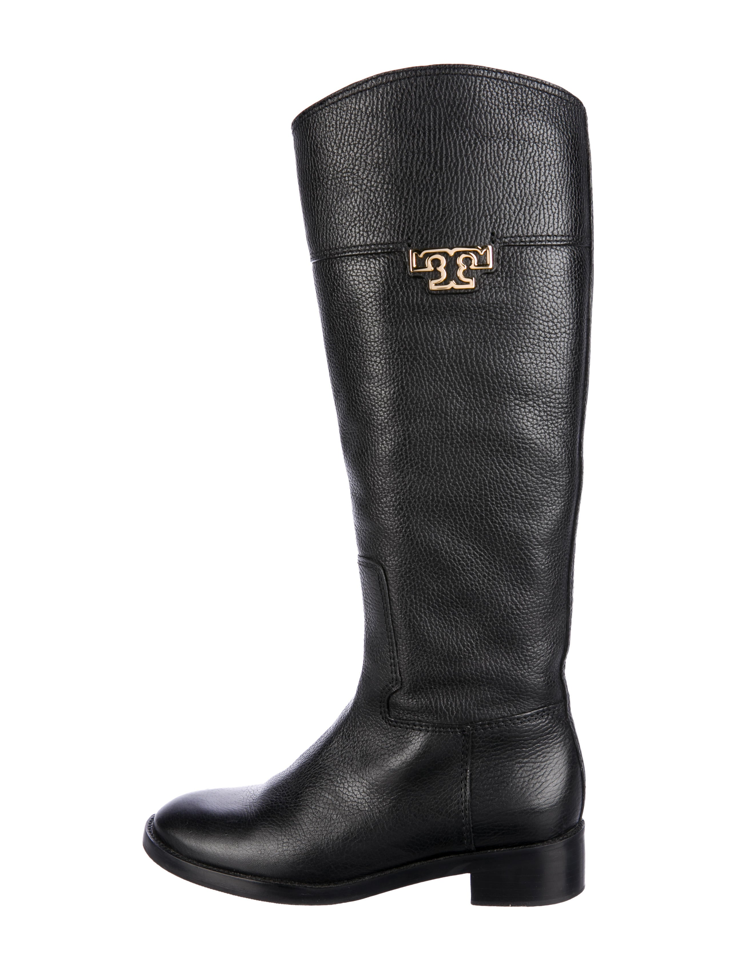 Tory Burch Joanna Riding Boots - Shoes
