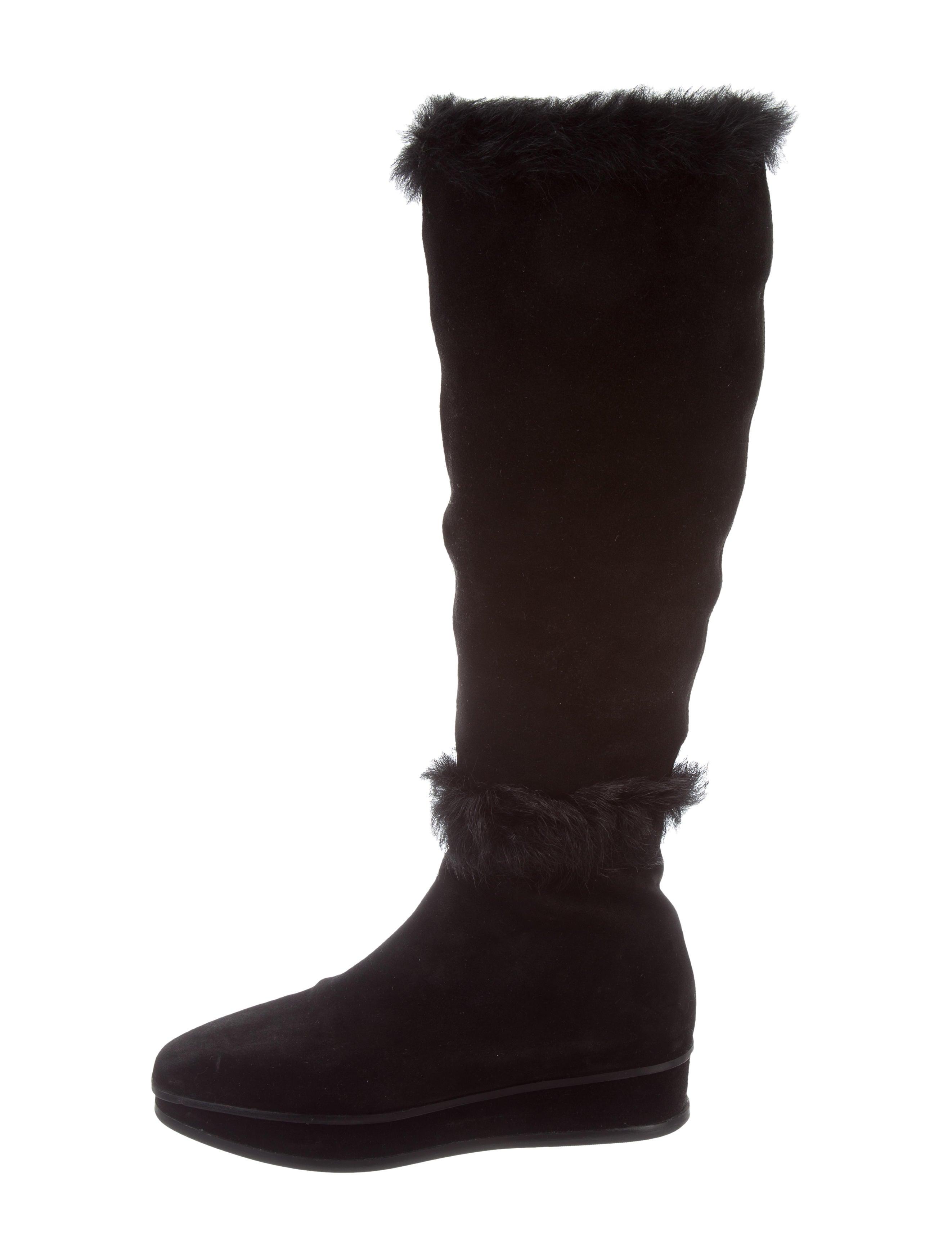 0e3d01da0 Tory Burch Marcel Knee-High Boots - Shoes - WTO121900