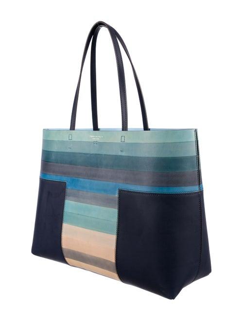 d4e9b3832be3 Tory Burch Block-T Degrade Tote - Handbags - WTO122922