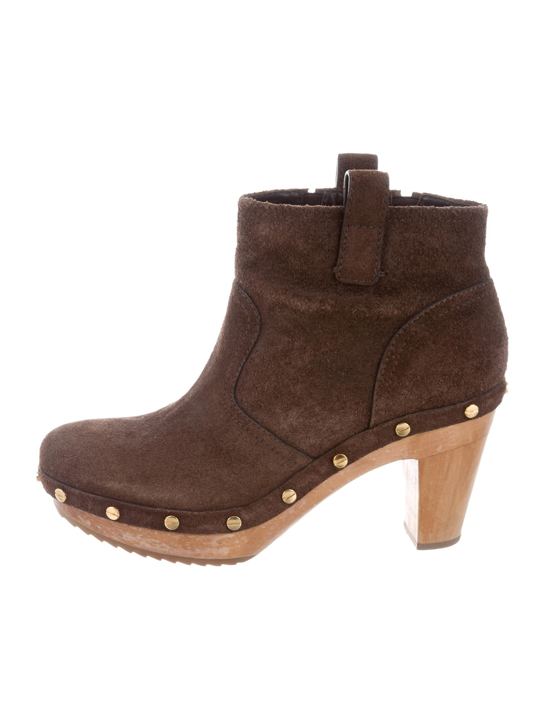 Tory Burch Ginvera Platform Booties from china free shipping low price buy cheap find great manchester great sale for sale HFWvINl