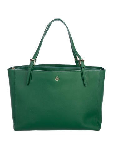 Tory Burch Leather York Tote None