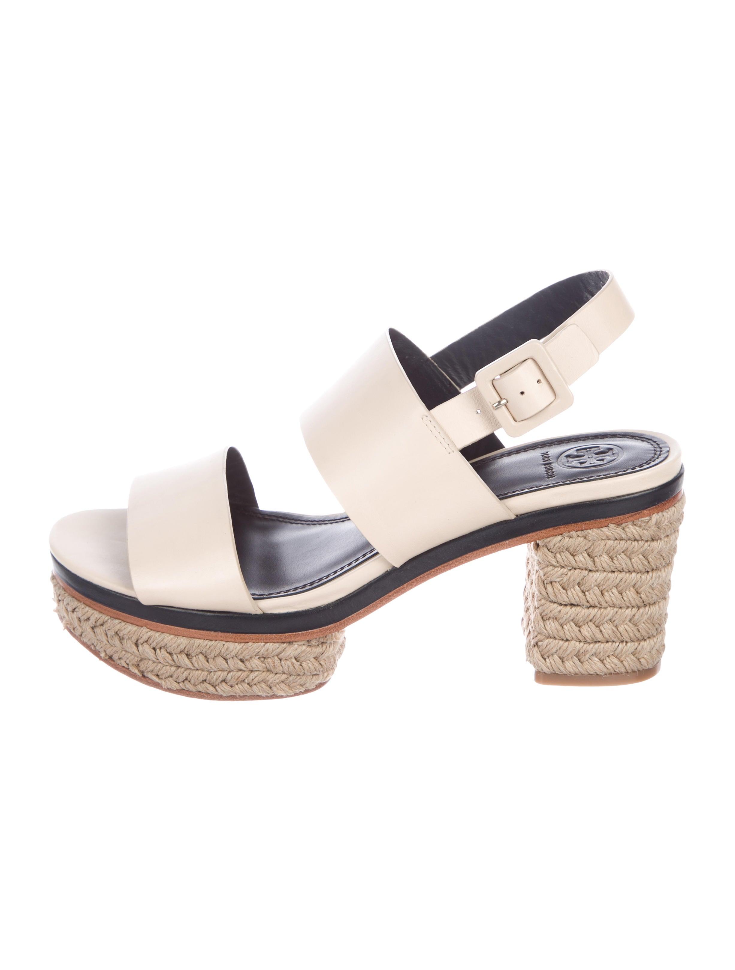 d0e2a78d637 Tory Burch Solana Espadrille Sandals - Shoes - WTO127458