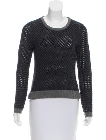 Tory Burch Wool Knit Sweater None