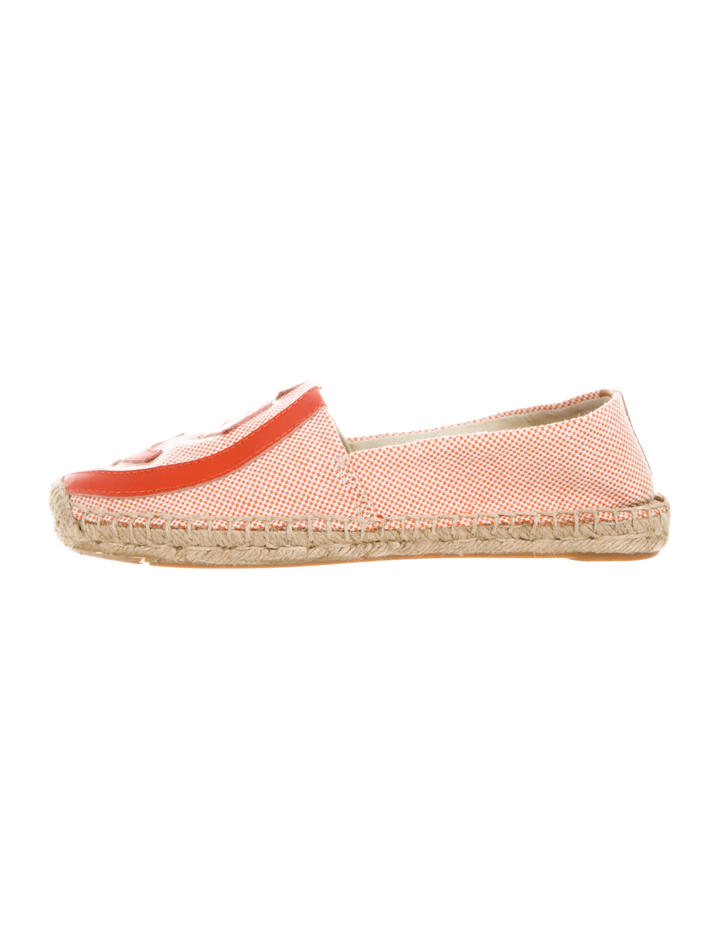 clearance countdown package looking for cheap price Tory Burch Woven Logo Espadrilles cheap sale the cheapest discount clearance buy cheap choice ButWzs