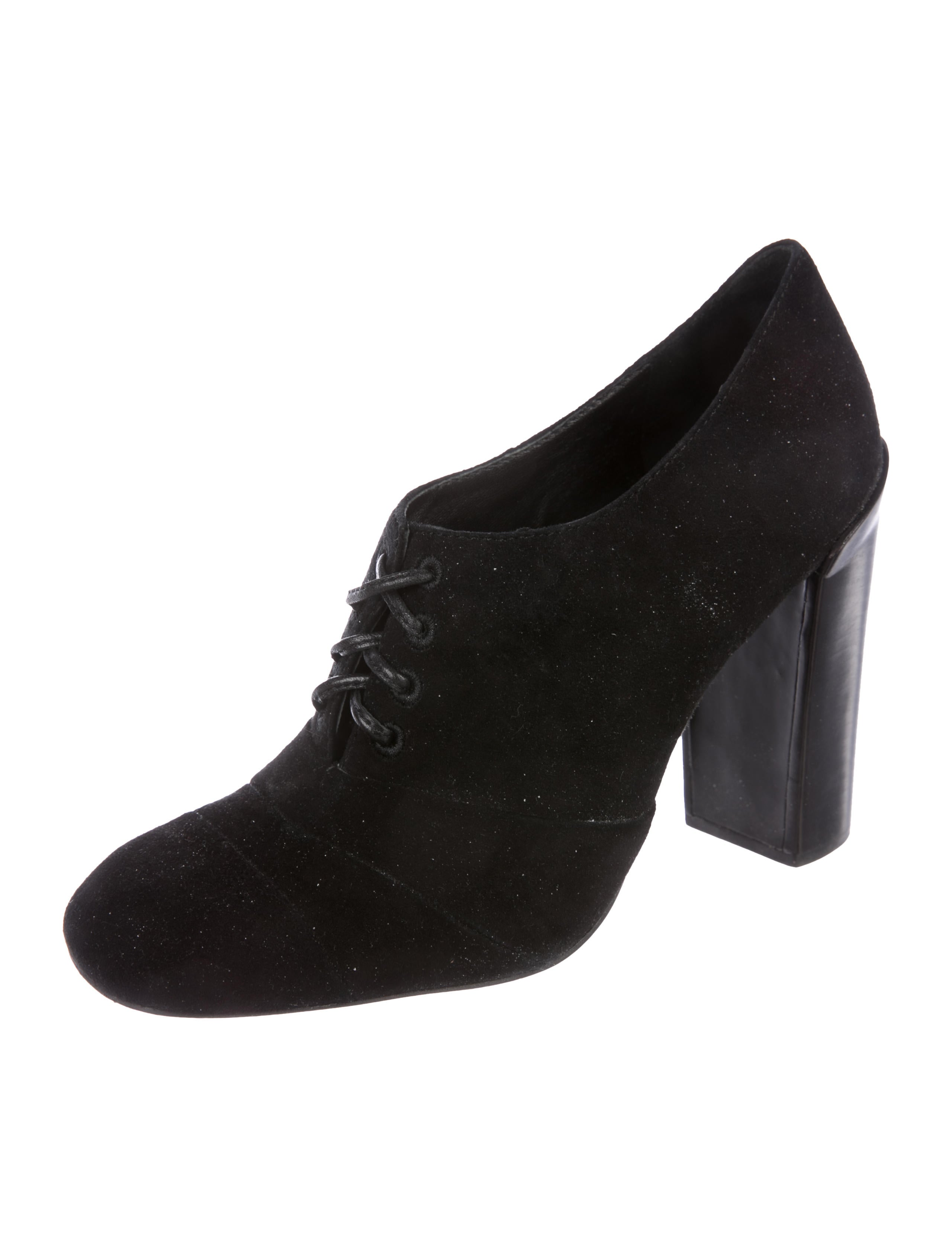 cheap latest collections Tory Burch Stella Lace-Up Booties discount fake buy cheap wiki outlet footlocker KQgJVnoc