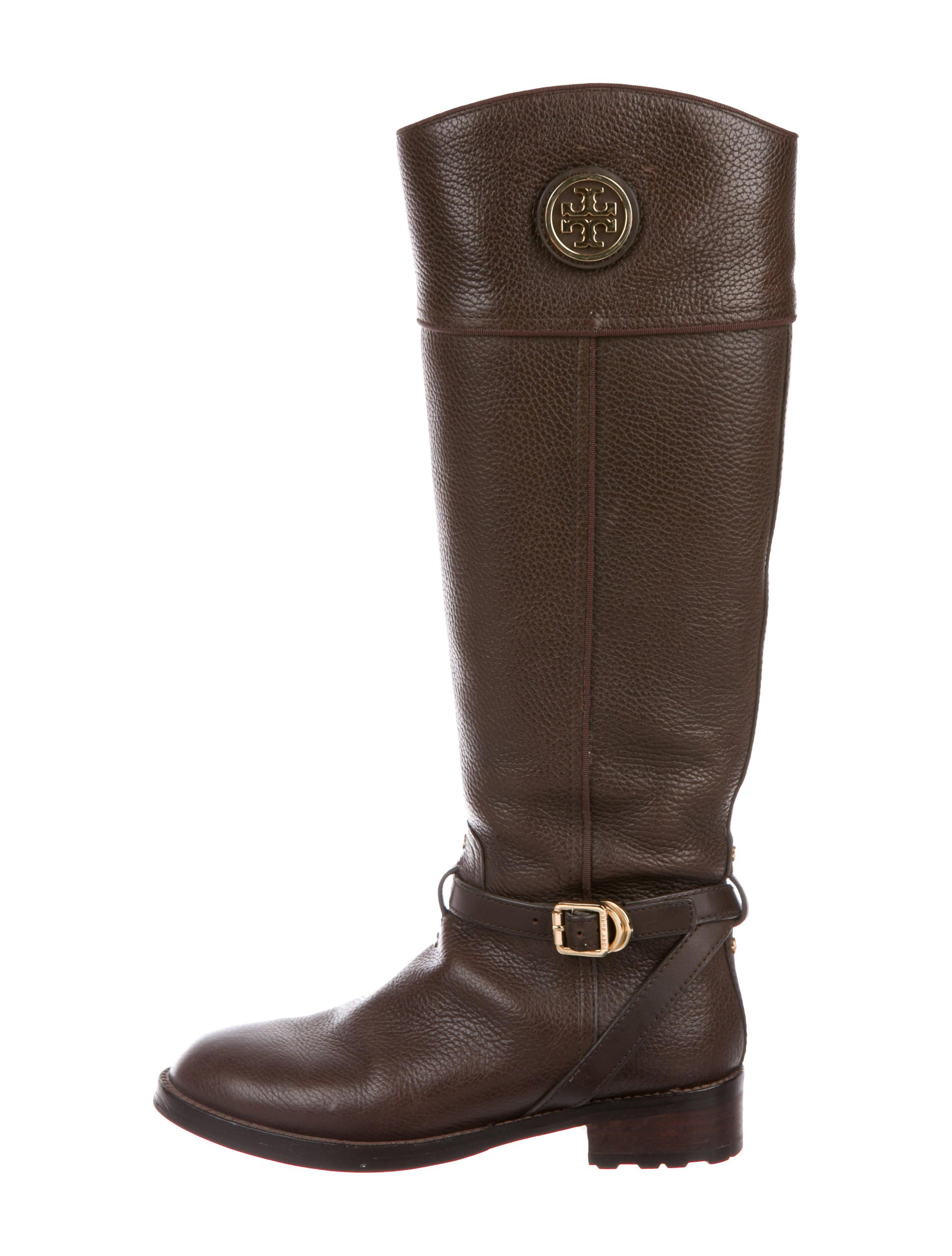 Tory Burch Teresa Knee-High Boots clearance visit outlet 100% original HVEKEd5