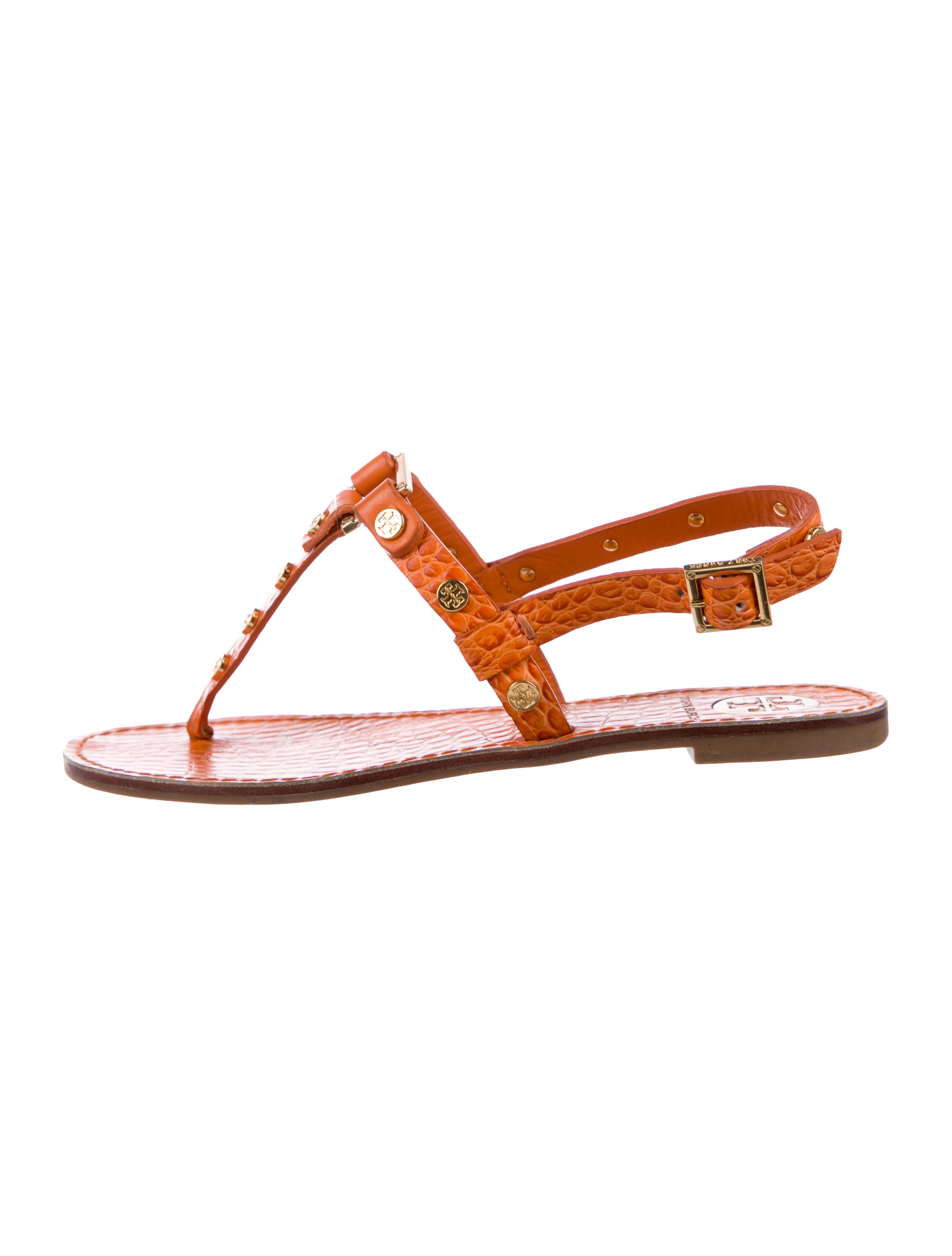 27786c67ee1861 Tory Burch Studded Marge Sandals - Shoes - WTO133750