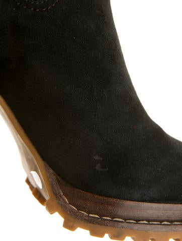 RT TO C  Suede Boots