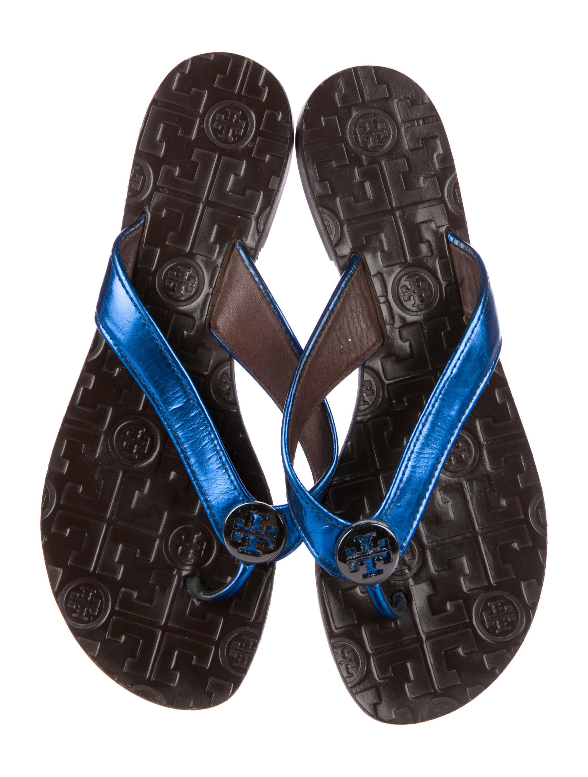 75525c8ce2850 Tory Burch Thora Thong Sandals - Shoes - WTO138069
