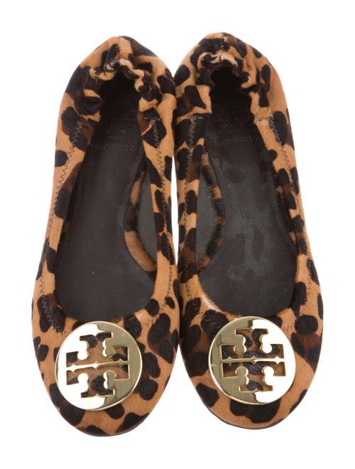 315d67355dc01 Tory Burch Reva Ponyhair Flats - Shoes - WTO138323