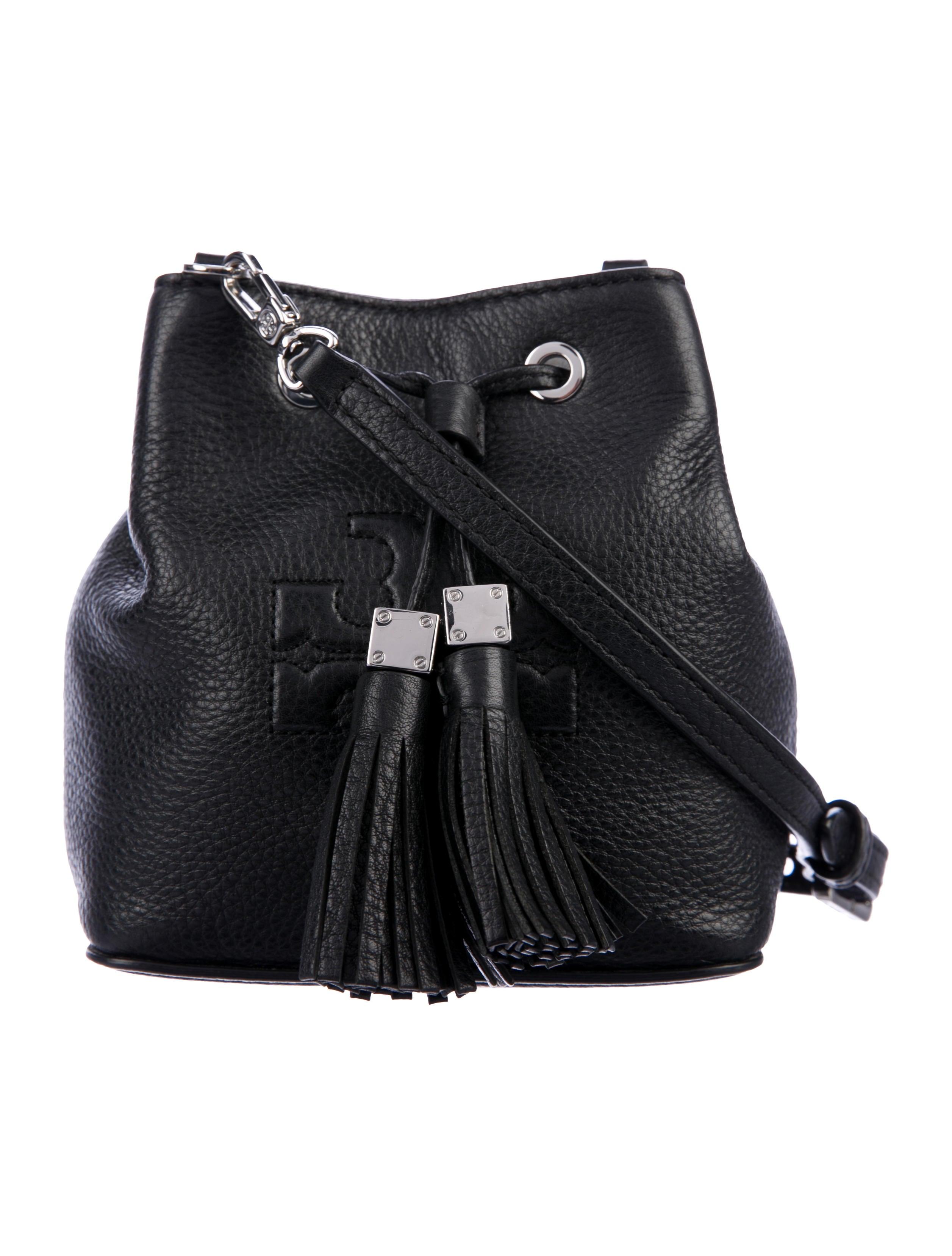 54fb8846b6a0 Tory Burch Thea Mini Bucket Crossbody Bag - Handbags - WTO139951 ...