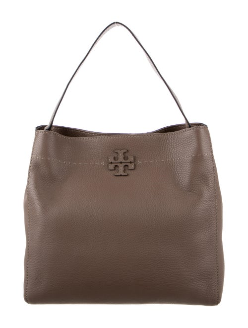 9182d9ce4a2 Tory Burch McGraw Hobo Bag w/ Tags - Handbags - WTO144513   The RealReal