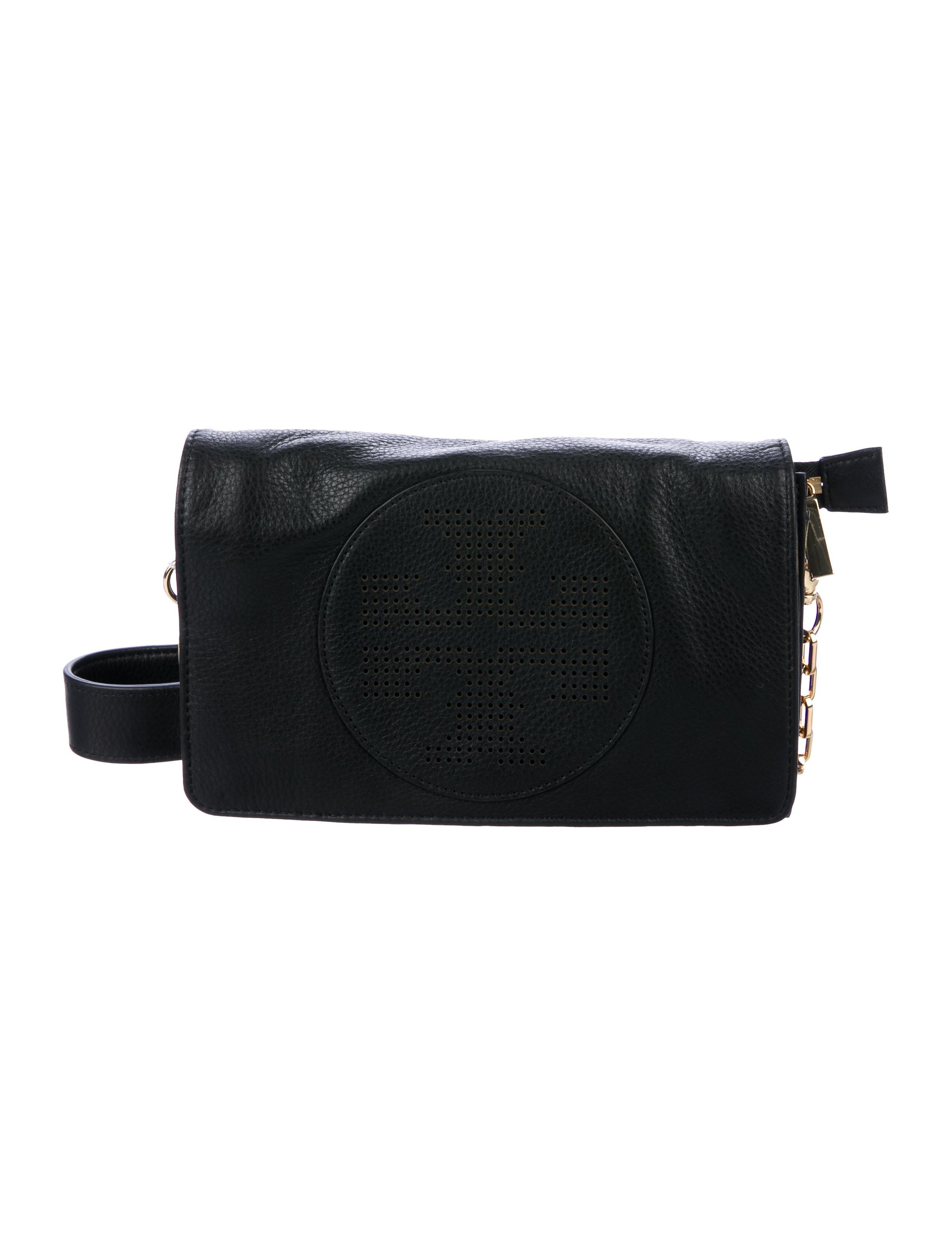 a90a6d8eabc Tory Burch Kipp leather Crossbody Bag - Handbags - WTO145726 | The ...