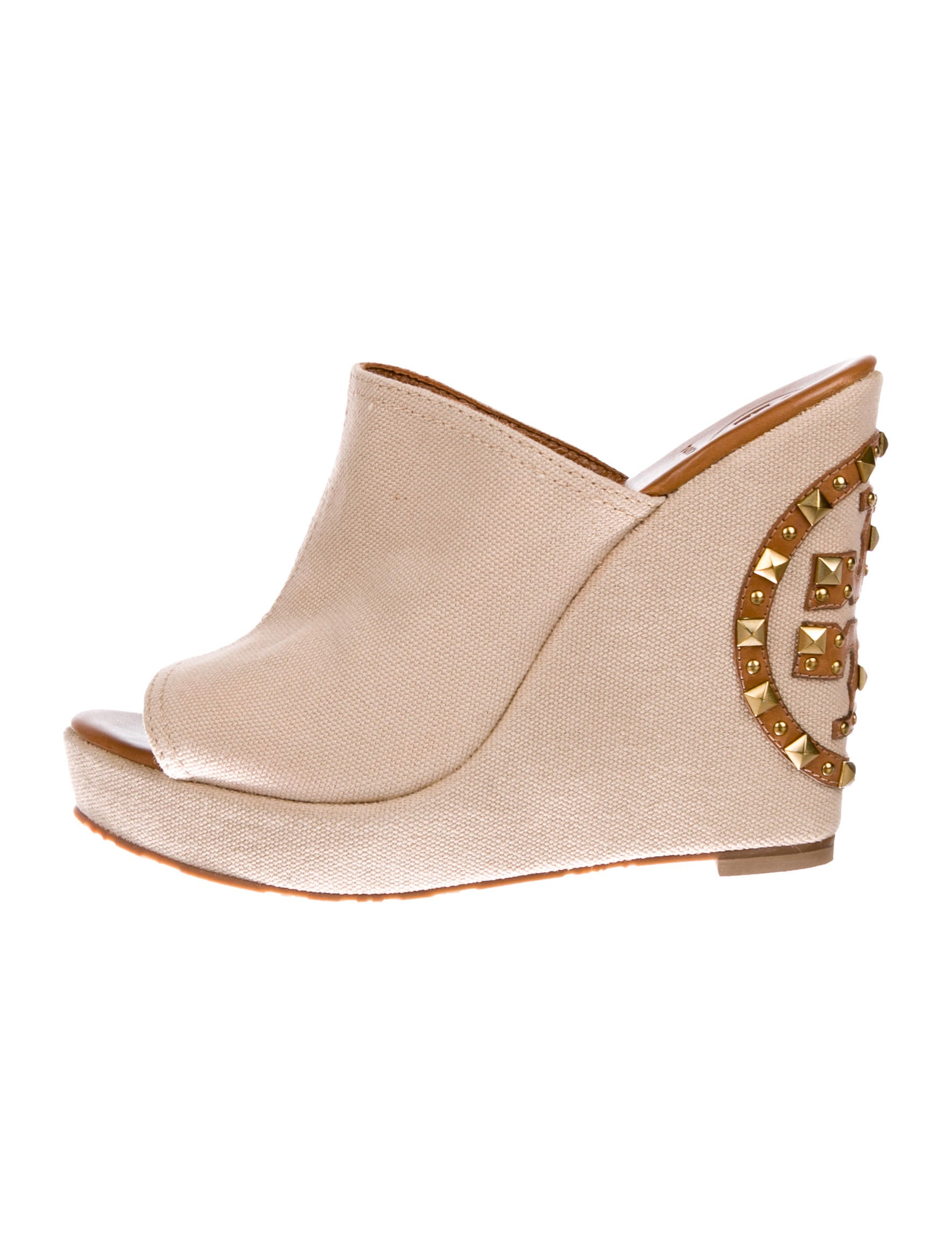 86b380b843a Tory Burch Meredith Wedge Sandals w  Tags - Shoes - WTO147072