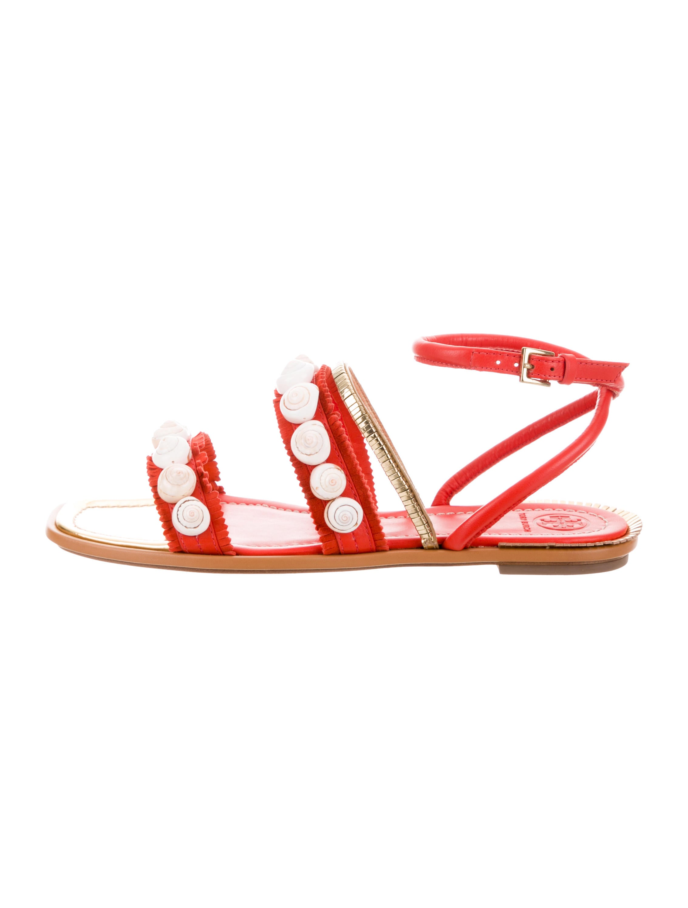5311f796a3a31e Tory Burch Sinclair Embellished Sandals w  Tags - Shoes - WTO149899 ...