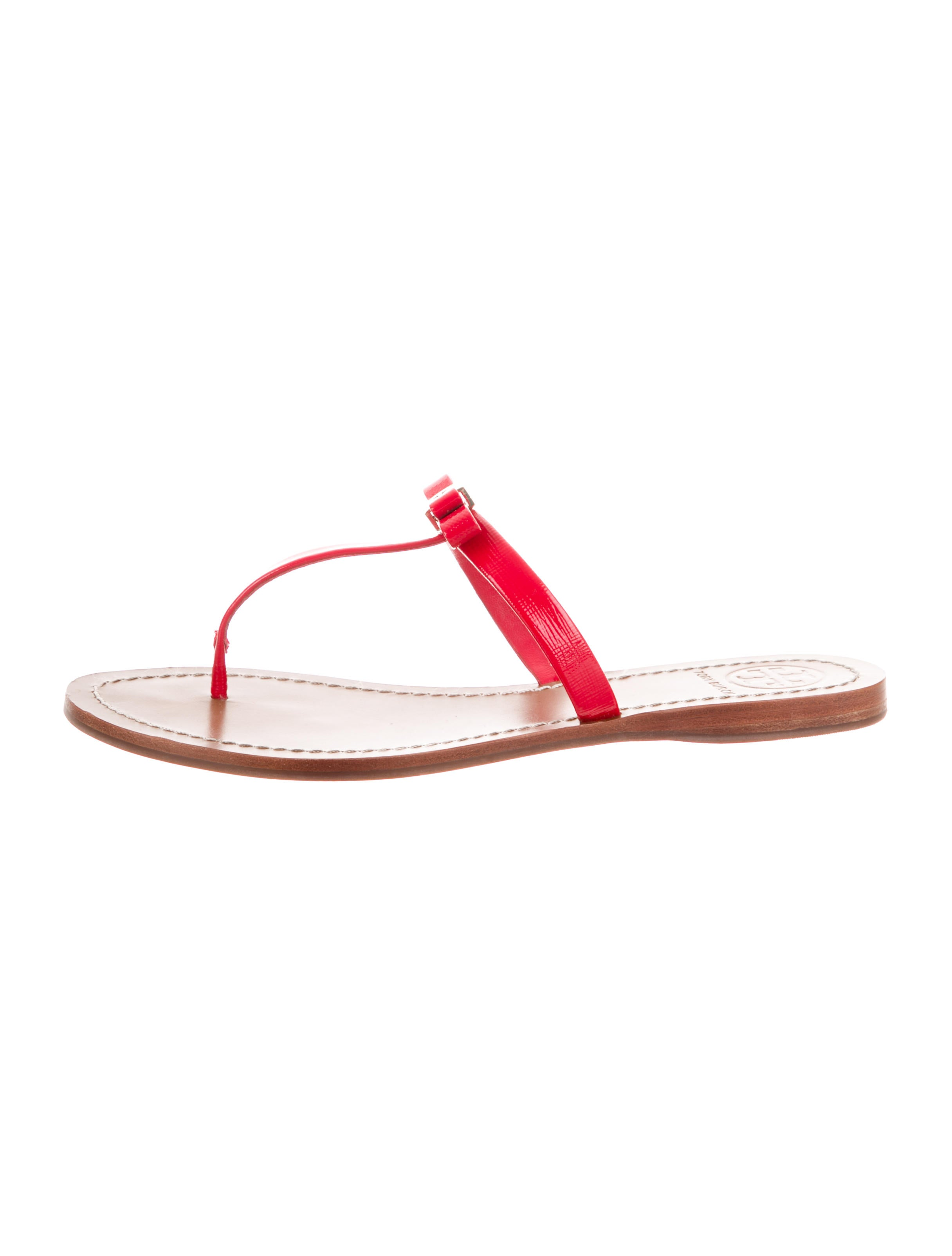 e6dc2c59567 Tory Burch Leighanne Thong Sandals - Shoes - WTO152742