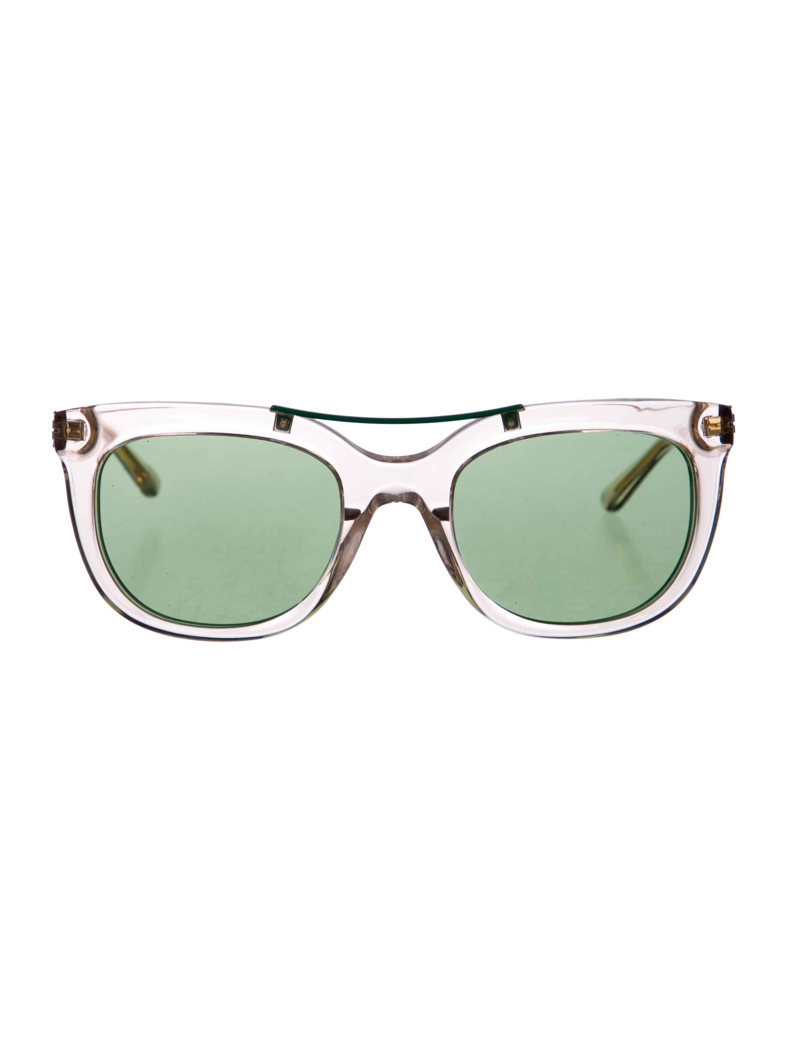 e3cbbb718adb8 Tory Burch Tinted Logo Sunglasses w  Tags - Accessories - WTO154942 ...