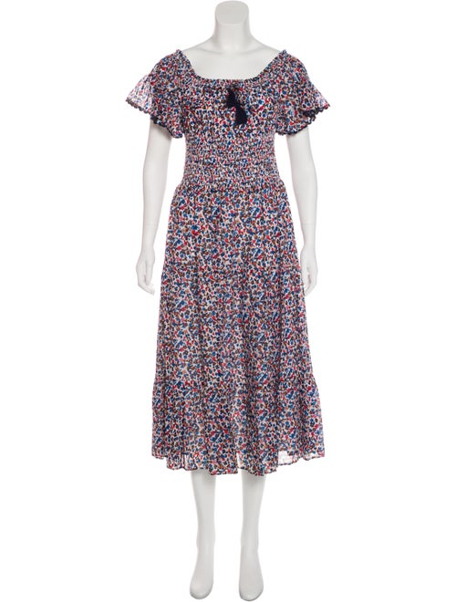 372992bdf60e Tory Burch Wildflower Off-The-Shoulder Dress w/ Tags - Clothing ...