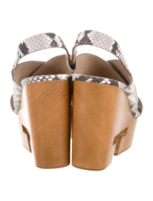 06689e05df9b Tory Burch Infinity T Crisscross Clog Sandals - Shoes - WTO159428 ...
