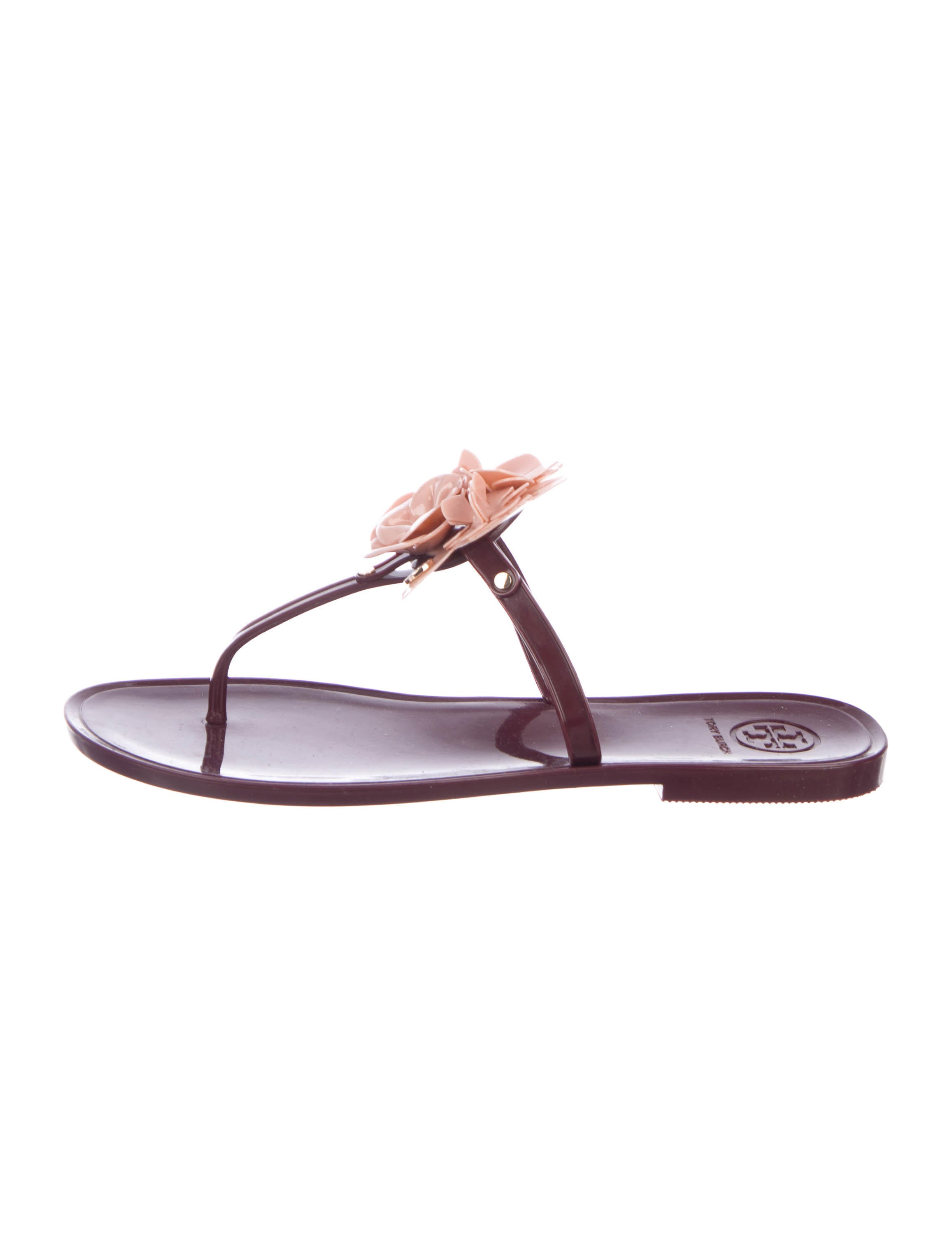10665e2b7 Tory Burch Blossom Jelly Thong Sandals - Shoes - WTO164338