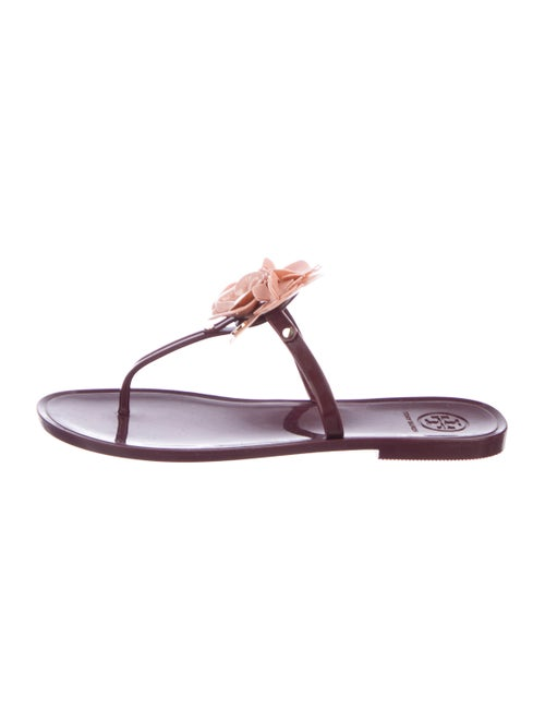 f5fdcad64eb6 Tory Burch Blossom Jelly Thong Sandals - Shoes - WTO164338