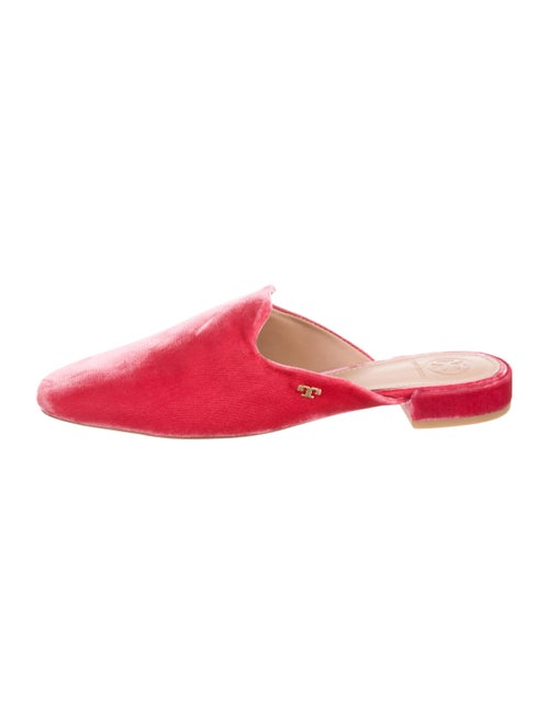 803068a66af9 Tory Burch Carlotta Velvet Mules - Shoes - WTO174699