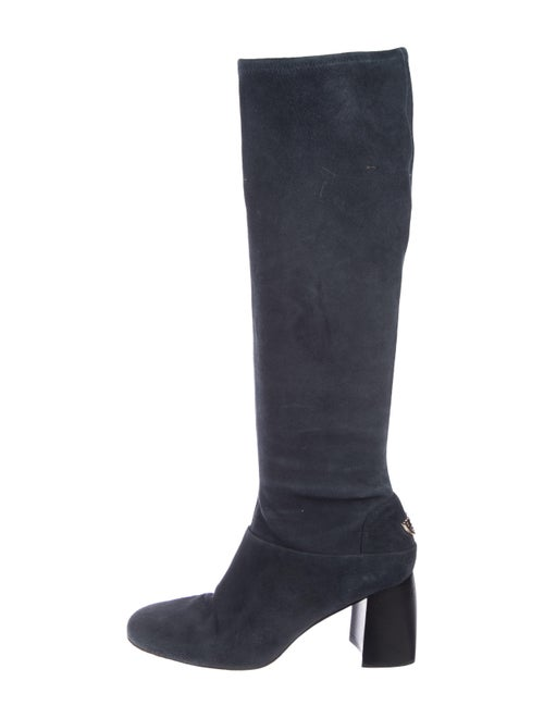 2273cb04333d2 Tory Burch Sidney Knee-High Boots - Shoes - WTO175459