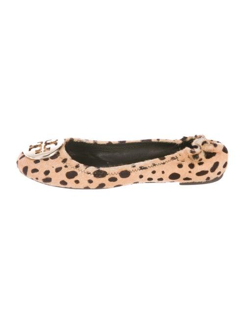 ab49dec9e13d Tory Burch Reva Ponyhair Flats - Shoes - WTO183087