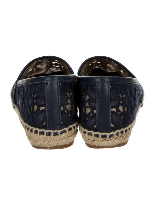 dbba7cf09ea Tory Burch Lucia Embroidered Espadrilles - Shoes - WTO205632 | The ...