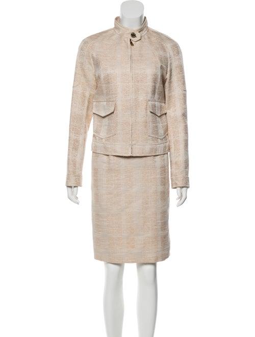Tory Burch Tweed Pattern Dress Set - image 1
