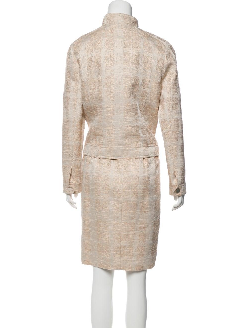 Tory Burch Tweed Pattern Dress Set - image 3