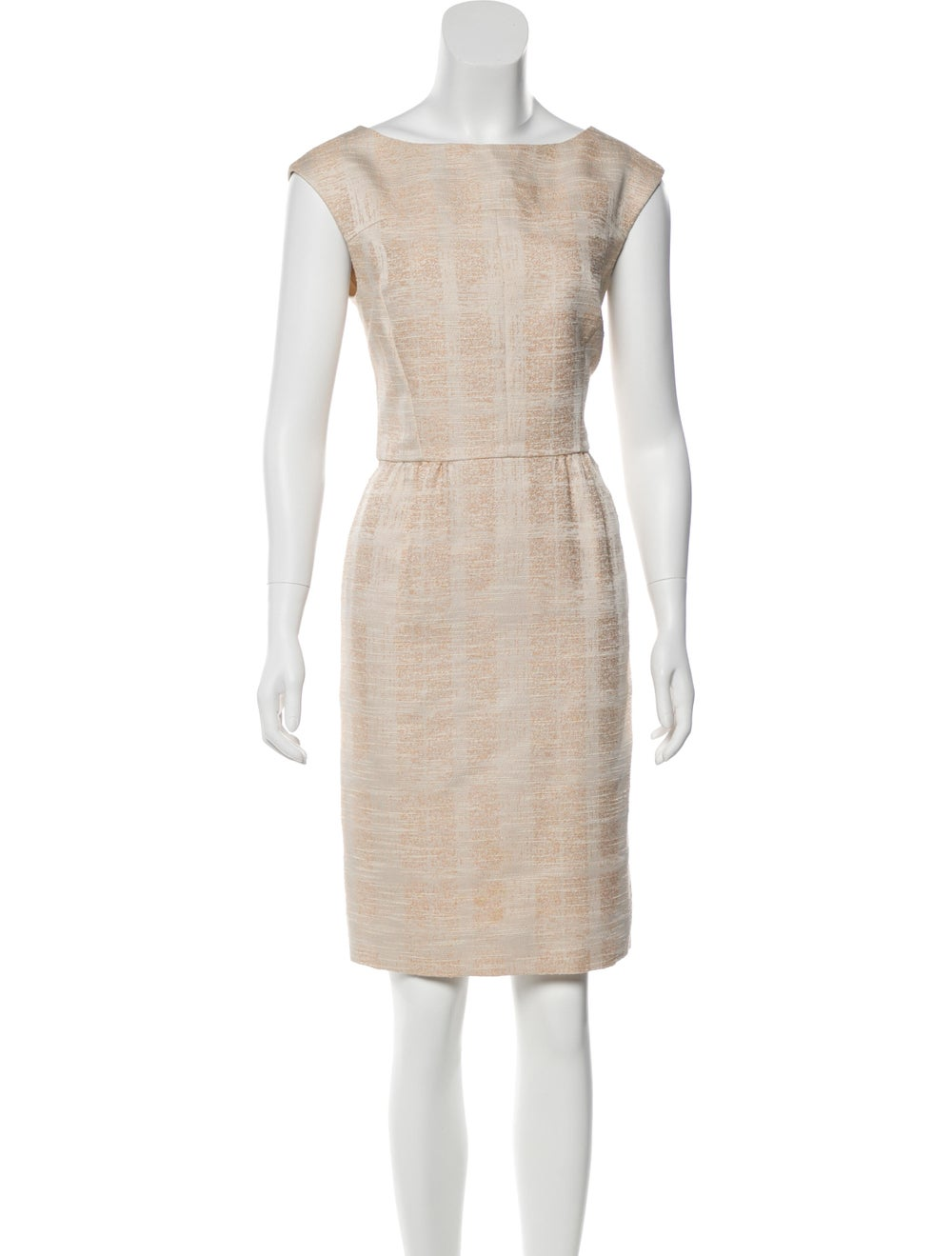 Tory Burch Tweed Pattern Dress Set - image 4
