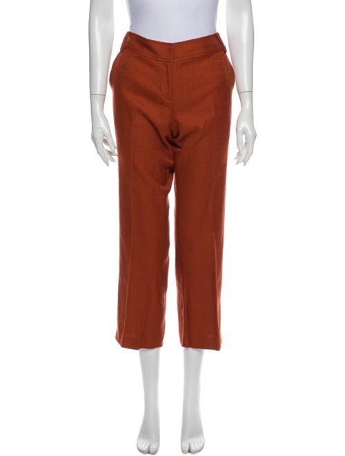 Tory Burch Wide Leg Pants w/ Tags Orange